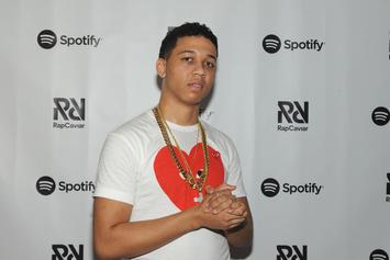 "Lil Bibby Message To America: ""Make Kanye Black Again"""