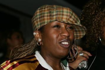 "Missy Elliott Reasserts Her ""2019"" Promise, Shares Snippet Of New Song"