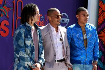 "T.I. Speaks On His Son Producing For ""Dime Trap"": ""We Negotiated A Fair Price"""