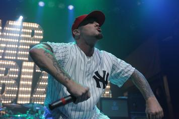 Insane Clown Posse's Shaggy Attempts To Dropkick Fred Durst During Limp Bizkit Show