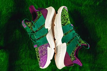 """Dragon Ball Z x Adidas """"Cell"""" & """"Gohan"""" Sneakers Release Date Announced"""