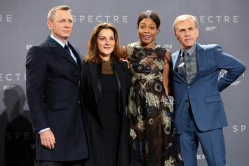 """""""James Bond"""" Producer Barbara Broccoli Says There Will Never Be A Female 007"""
