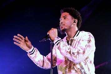 Trey Songz Loses His Mind Over Alien Looking SpaceX Satellite Launch