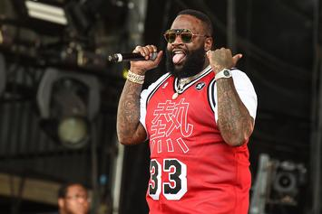 Rick Ross Drops $4.6M To Settle Tax Debt With The IRS: Report