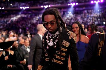 Offset's Mom Explains Why Takeoff Wasn't With The Migos At The AMA's