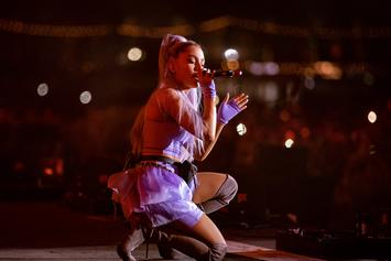 """Ariana Grande Apologizes To Fans With """"I Ain't Sh*t"""" Photo & Reveals Next  Career Moves"""
