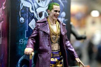 """""""Joker"""" Extras Were Locked In Subway For Hours & Force To Piss On The Tracks"""