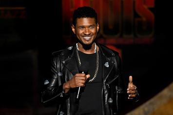 "Usher Announces New Zaytoven-Produced Album ""A"" Releasing Tonight"