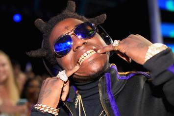 "Kodak Black Announces ""Zeze"" Single With Travis Scott & Offset Dropping Tonight"