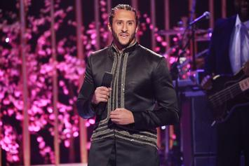 Colin Kaepernick Receives W.E.B. DuBois Medal From Harvard University