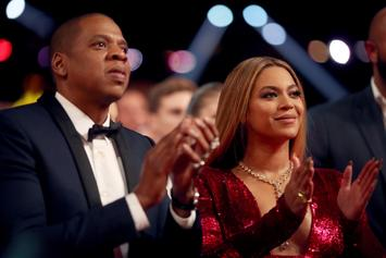 Beyonce & Jay Z Attend City Of Hope Gala To Praise Music Executive Jon Platt