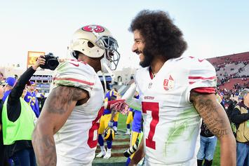 San Francisco 49ers Apologize For Omitting Colin Kaepernick From Team Gallery