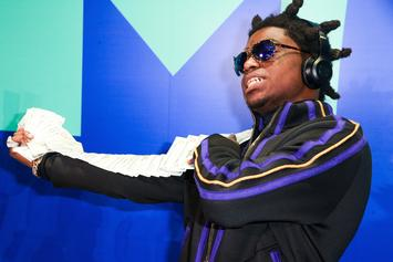 """Kodak Black Begs Jesus For Wife & Real Friends: """"I Know They Don't F*ck With Me"""""""