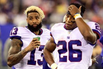 """Odell Beckham Jr. On Controversial ESPN Interview: """"I'm Not Gonna Apologize"""""""