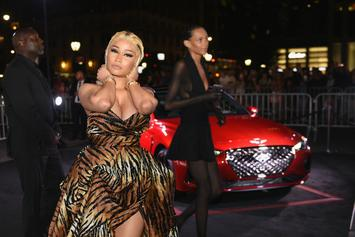 "Nicki Minaj's ""Queen"" Eligible For Platinum Status In The US: Report"