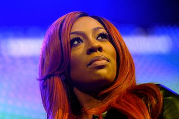 """K. Michelle Shows Off Her Natural Assets: """"Say What Now?"""""""