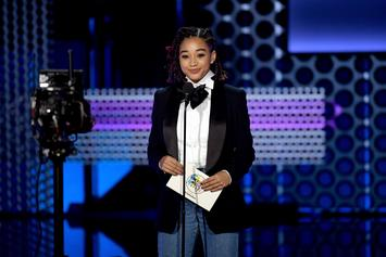 """Amandla Stenberg Says White People Crying From """"The Hate You Give"""" Was A Goal"""