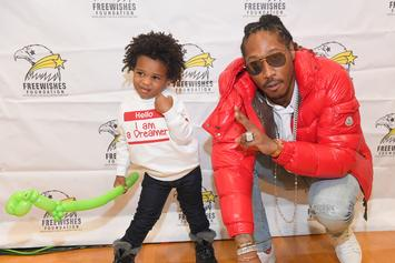Future & Ciara's Son Is Still Out Here Dancing Like Michael Jackson
