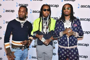 """Quavo Encourages """"DJ Takeoff"""" Challenge; Giving Away Free Chain"""