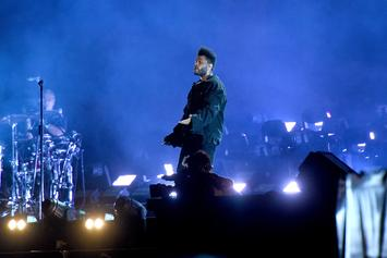 """The Weeknd Reportedly Involved In Adam Sandler's Upcoming Film """"Uncut Gems"""""""