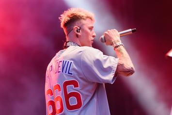 Machine Gun Kelly Threatened With Massive Lawsuit After Hotel Brawl
