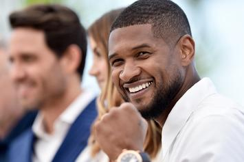 "Usher Rebuffs Accusations He Used A Twitter Burner To Defend ""A"""
