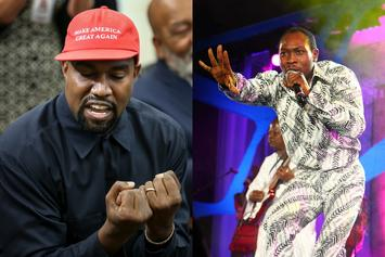 Kanye West Called Out By Fela Kuti's Son For Disrespecting His Father's Spirit