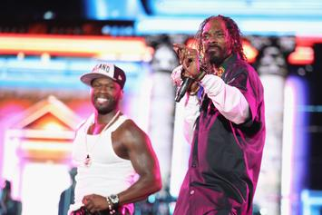 50 Cent Wishes Snoop Dogg Happy Birthday With Throwback Eminem Photo