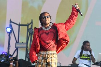 "Takeoff Announces Release Date For Solo Album ""The Last Rocket"""