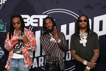 "Migos Sued For Ripping Off ""Walk It Talk It"": Report"