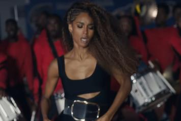 "Ciara Keeps The Rally Going With Second Portion Of Visuals For ""Dose"""