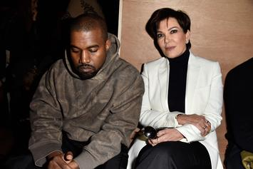 """Kris Jenner Wishes Kanye West Would Say Some Things """"Privately"""""""