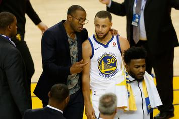 Andre Iguodala Doesn't Think Steph Curry Can Win The MVP Award