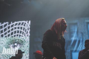 6ix9ine Sentenced To 4 Years Of Probation In Child Sex Case: Report