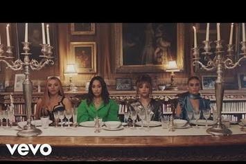 """Nicki Minaj And Little Mix Hawk Stereotypes For """"Woman Like Me"""" Video"""