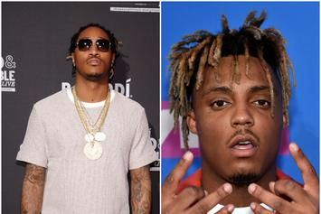 "Future And Juice WRLD's ""WRLD On Drugs"" Debuts At No. 2 On Billboard 200"
