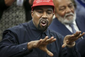 """Candace Owens Apologizes To Kanye West Over """"Blexit"""" Design Confusion"""