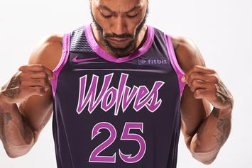 Timberwolves Pay Homage To Prince With City Edition Uniform