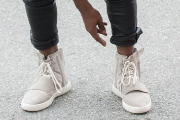 Kanye West's Shoe Sales Have Not Been Affected By His Political Views