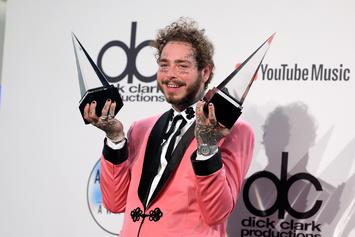 Post Malone's Crocs Collaboration Sold Out In Under 10 Minutes