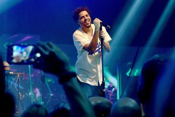 """J. Cole Dips His Feet In Filmmaking As Executive Producer On """"Out Of Omaha"""""""
