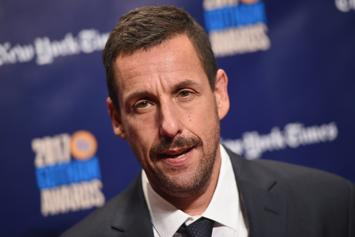"Adam Sandler Accused Of Ripping Off Rap Song ""Phone Wallet Keys"" From Indie Artist"