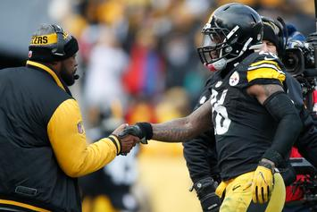 "Steelers' Mike Tomlin On Le'Veon Bell: ""We Need Volunteers, Not Hostages"""
