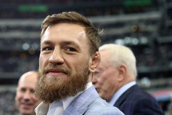 "Conor McGregor Smokes Weed With Mike Tyson, Approves Of The ""KO Kush"""