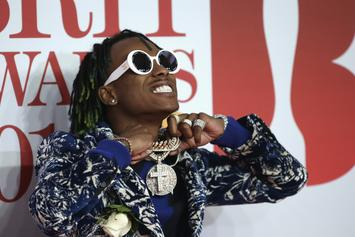 "Rich The Kid's $200k Airport Flex: ""Big Money Sh*t"" Needs No Security"