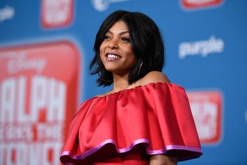 "Taraji P. Henson Opens Up About Her Engagement On Kimmel: ""I'm In Control"""