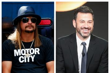 Jimmy Kimmel Convinces People That Kid Rock Won A Senate Race: Watch