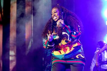 Missy Elliott Becomes First Female Rapper Nominated For Songwriters Hall Of Fame