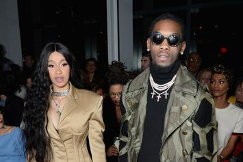 "Cardi B Says Offset's Album Is ""Very Deep"": ""Made Me Cry Twice"""