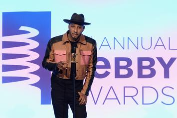 Swizz Beatz Auctions Off Colourful Painting For Children's Rights